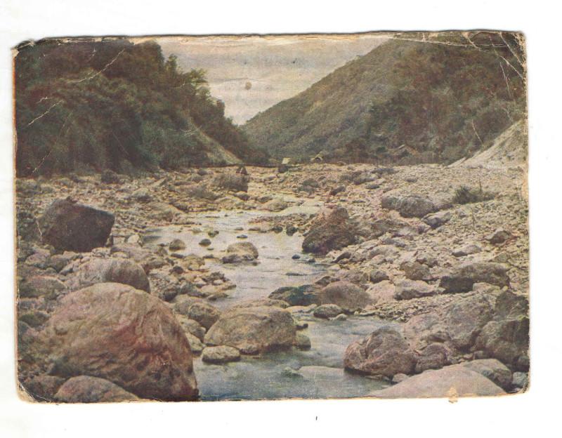 Гагры. Долина реки Жоэквара. Савельев
