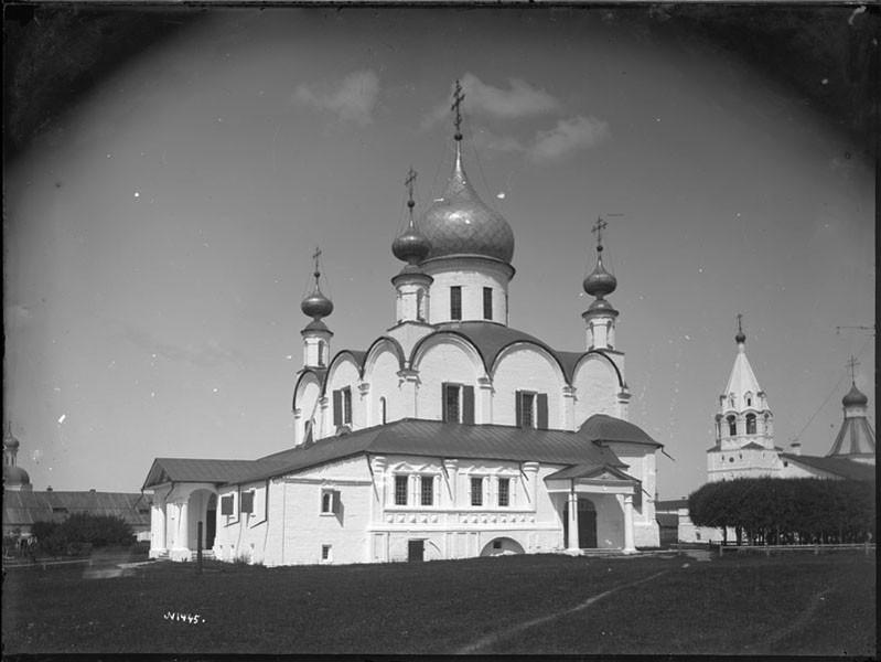 1886 Александров. Троицкий собор