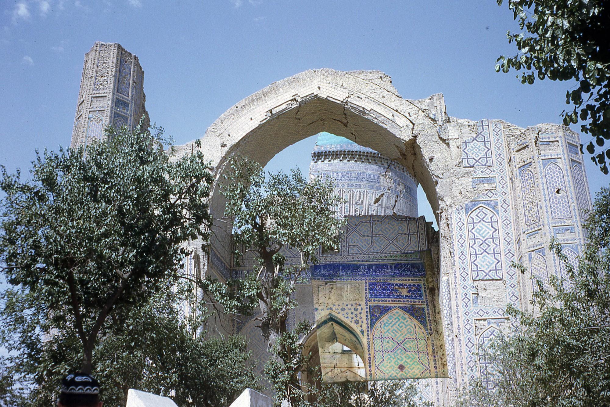 Мечеть Биби-Ханым 1968