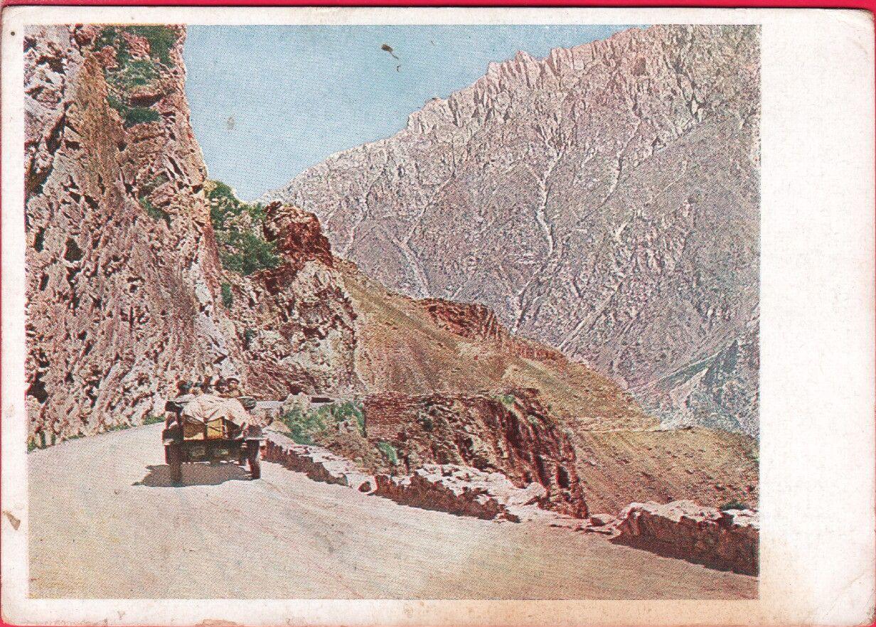 Военно Грузинская дорога. Дарьяльское ущелье. Терек
