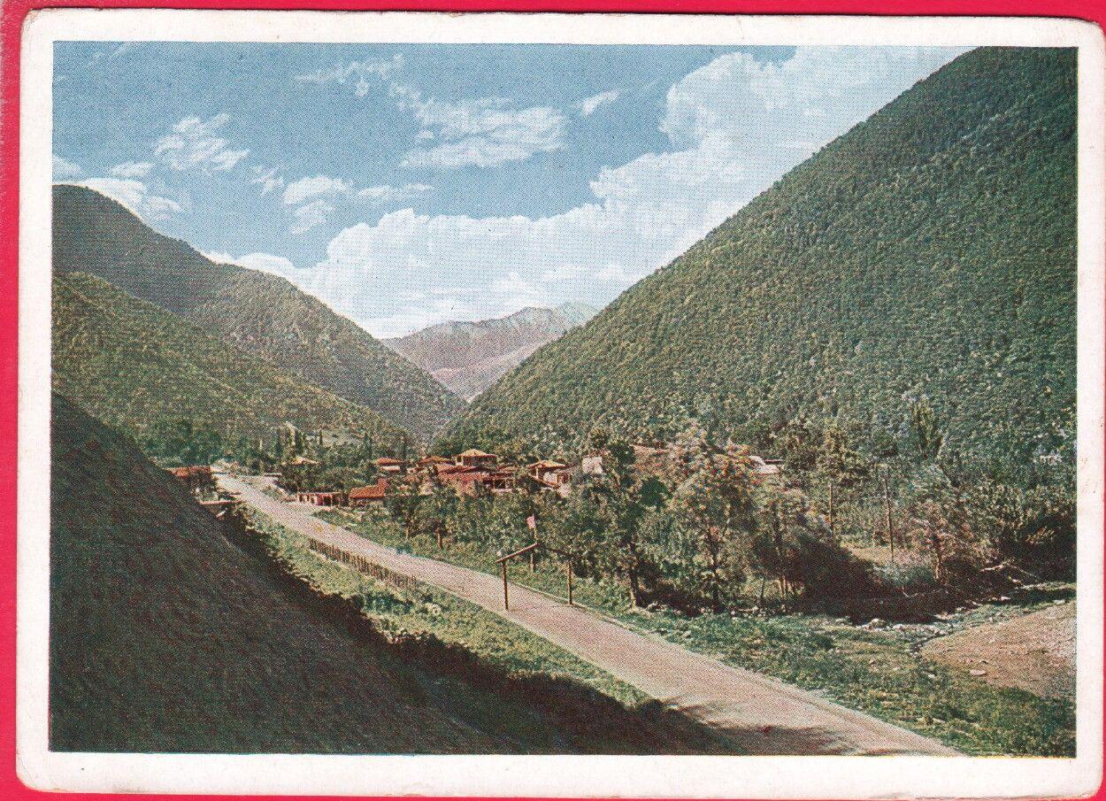 Военно-Грузинская дорога. Станция Пассанаур
