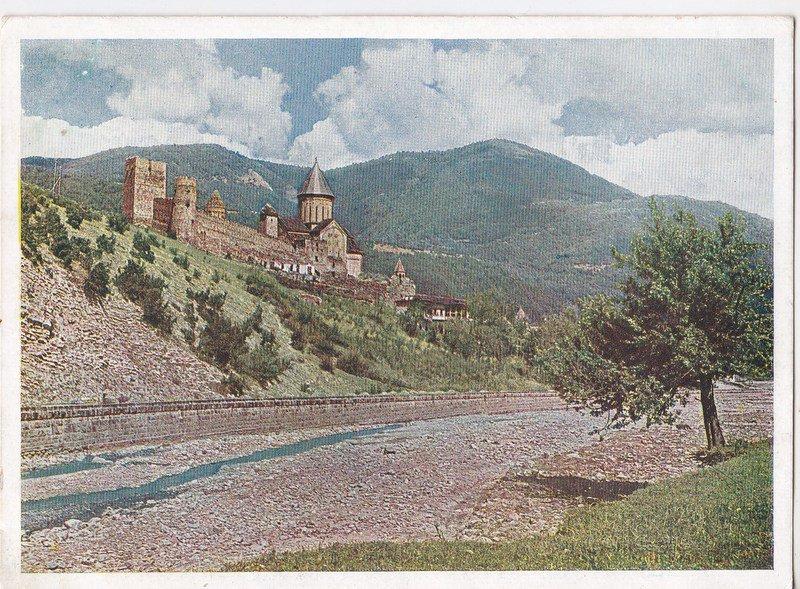 Военно-Грузинская дорога. Станция Ананур