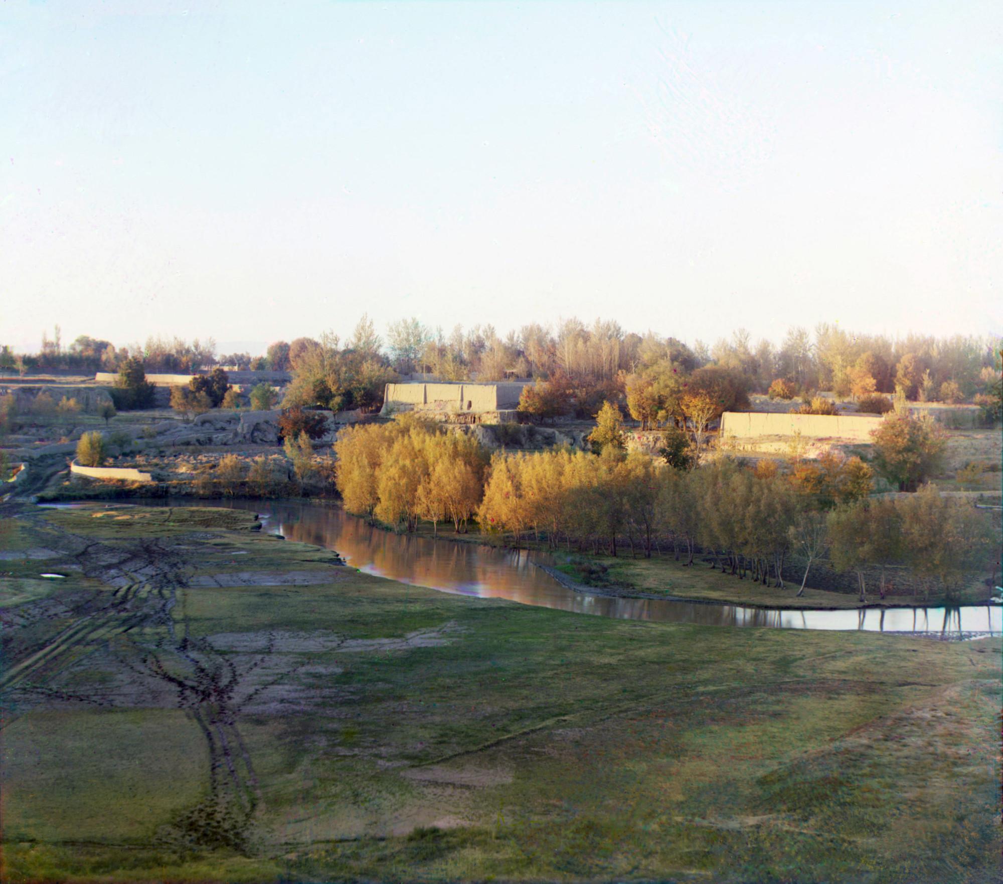 Samarkand po reke Syab 1738_my2