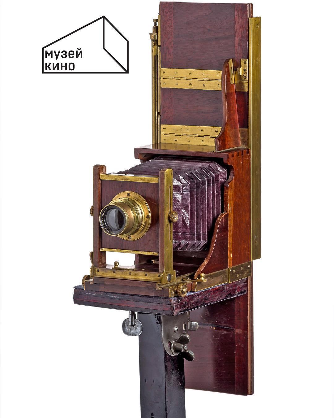 Камера Мите-Бермполь в музее кино