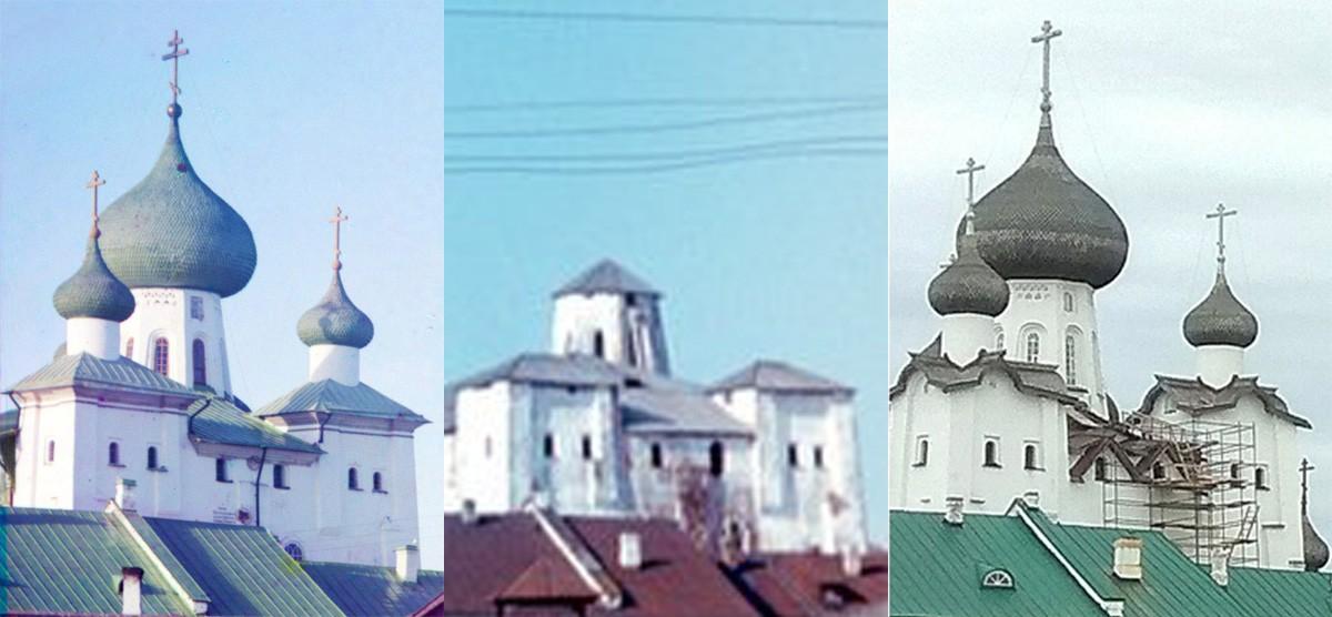 Троицкий собор 1915-1981-2019 Анечка Струневская