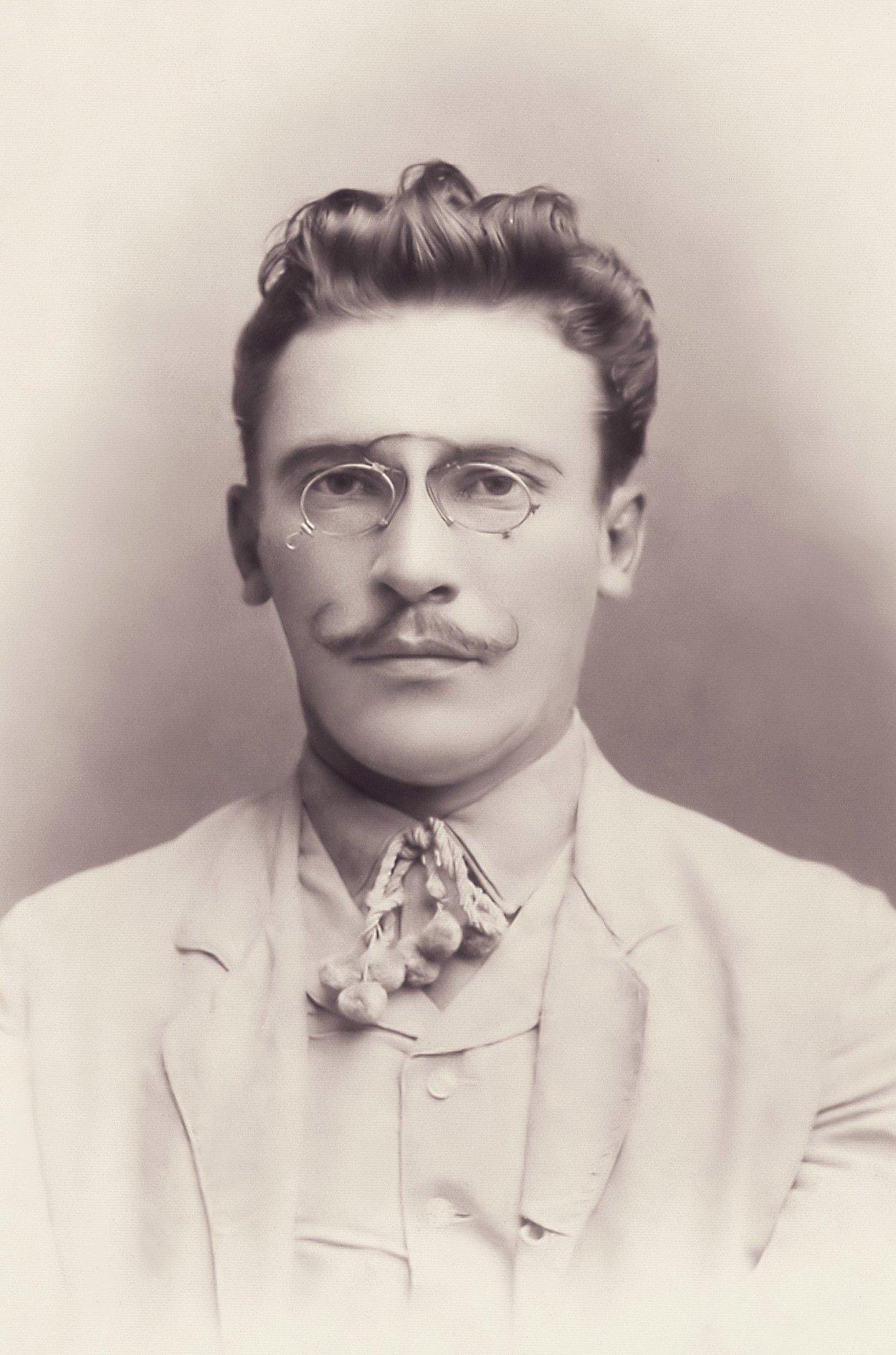 Транцеев Сергей Алекандрович (1881-1942), 1907, Киев РГИА