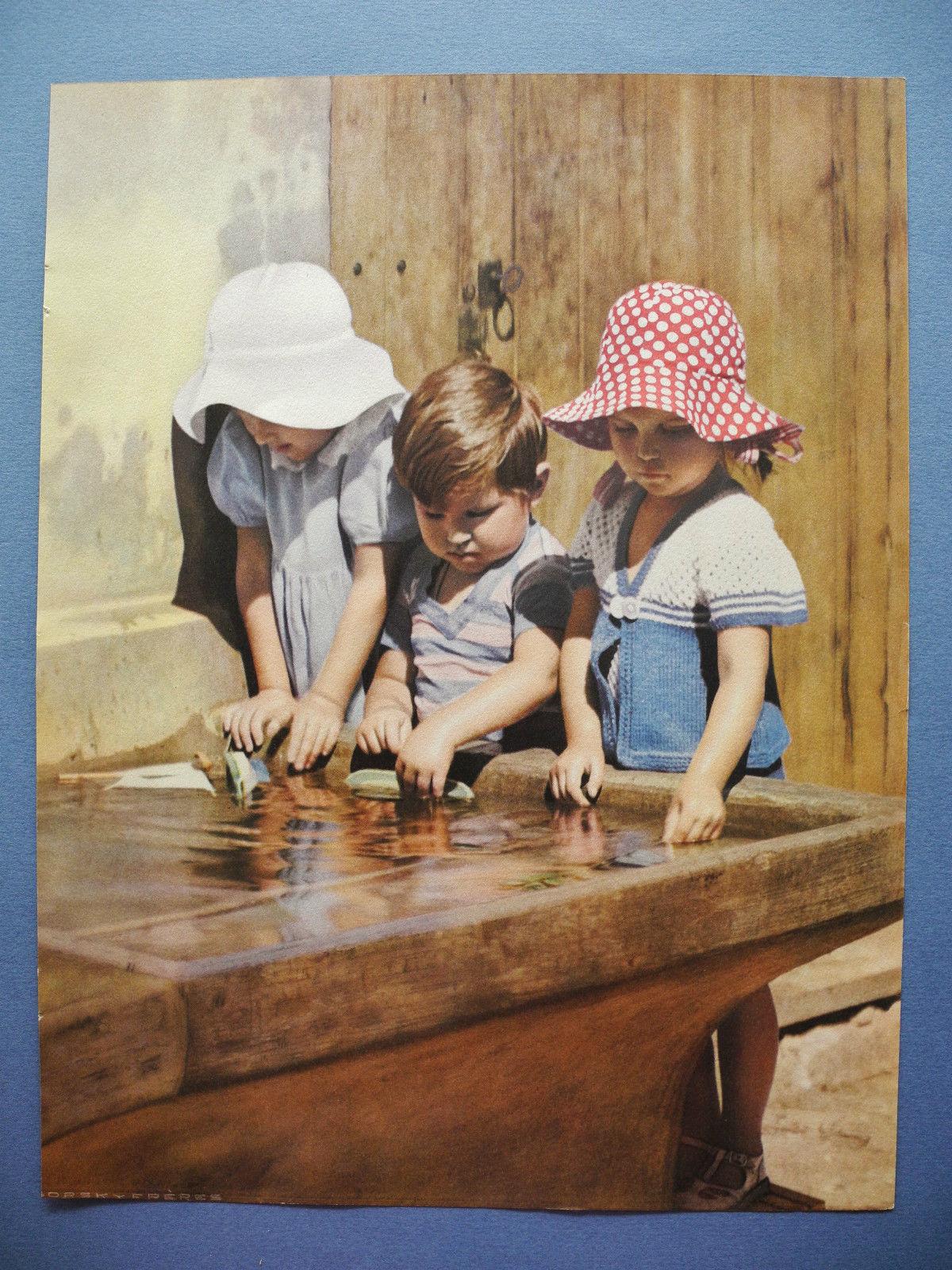 1934 Enfants
