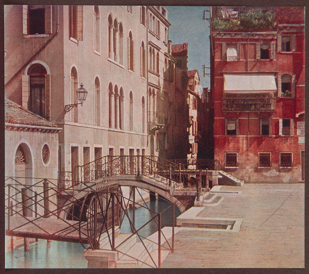 Venece 1906