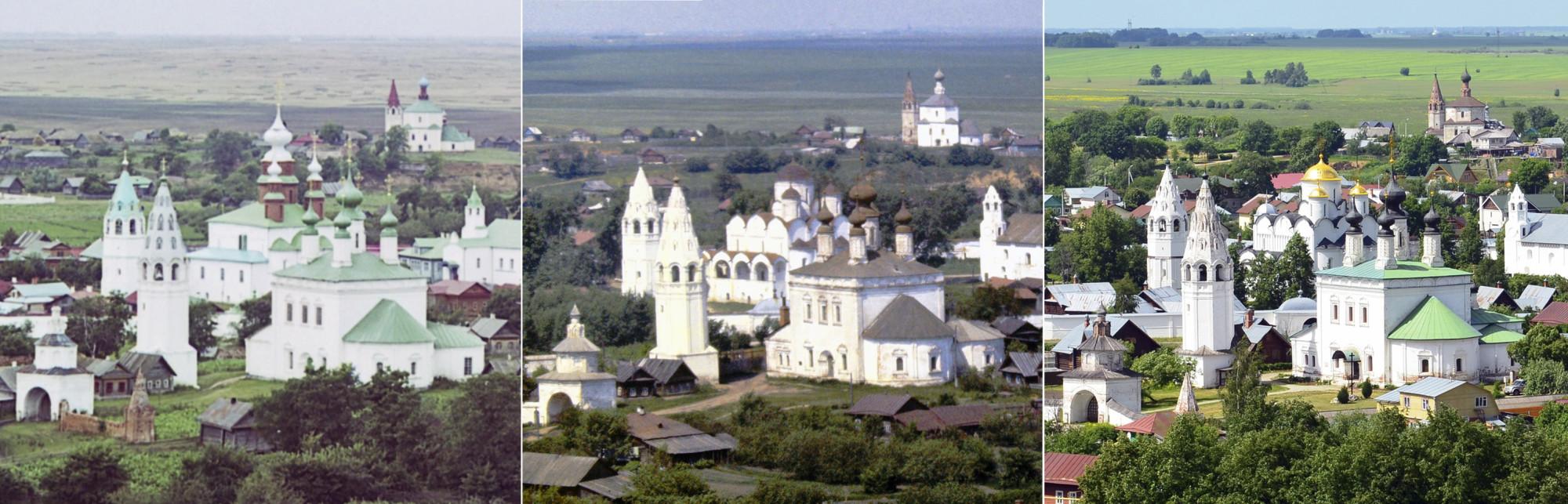 Александровский монастырь 1912-1967-2015