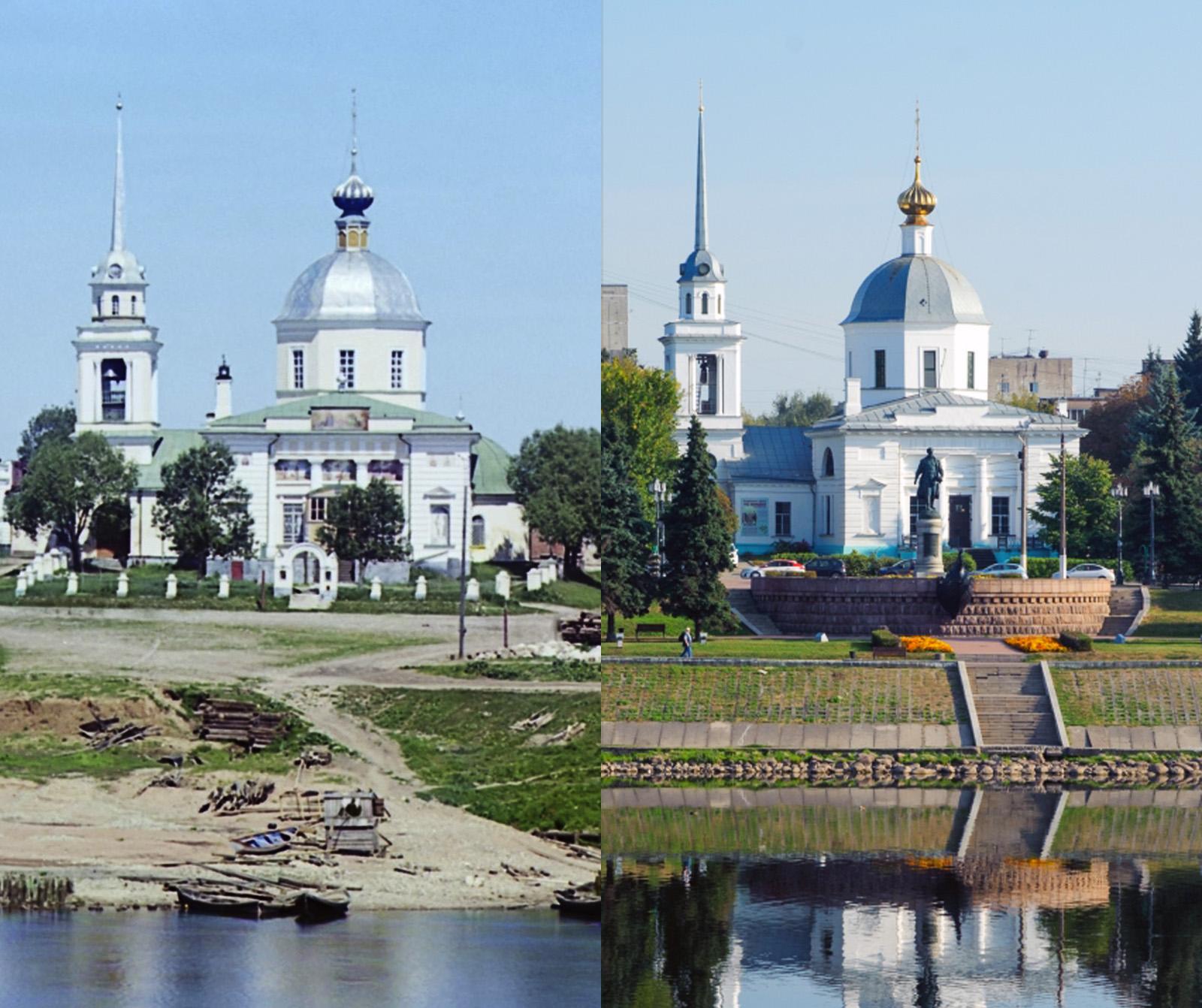 Храм Воскресения Христова 1910-2018