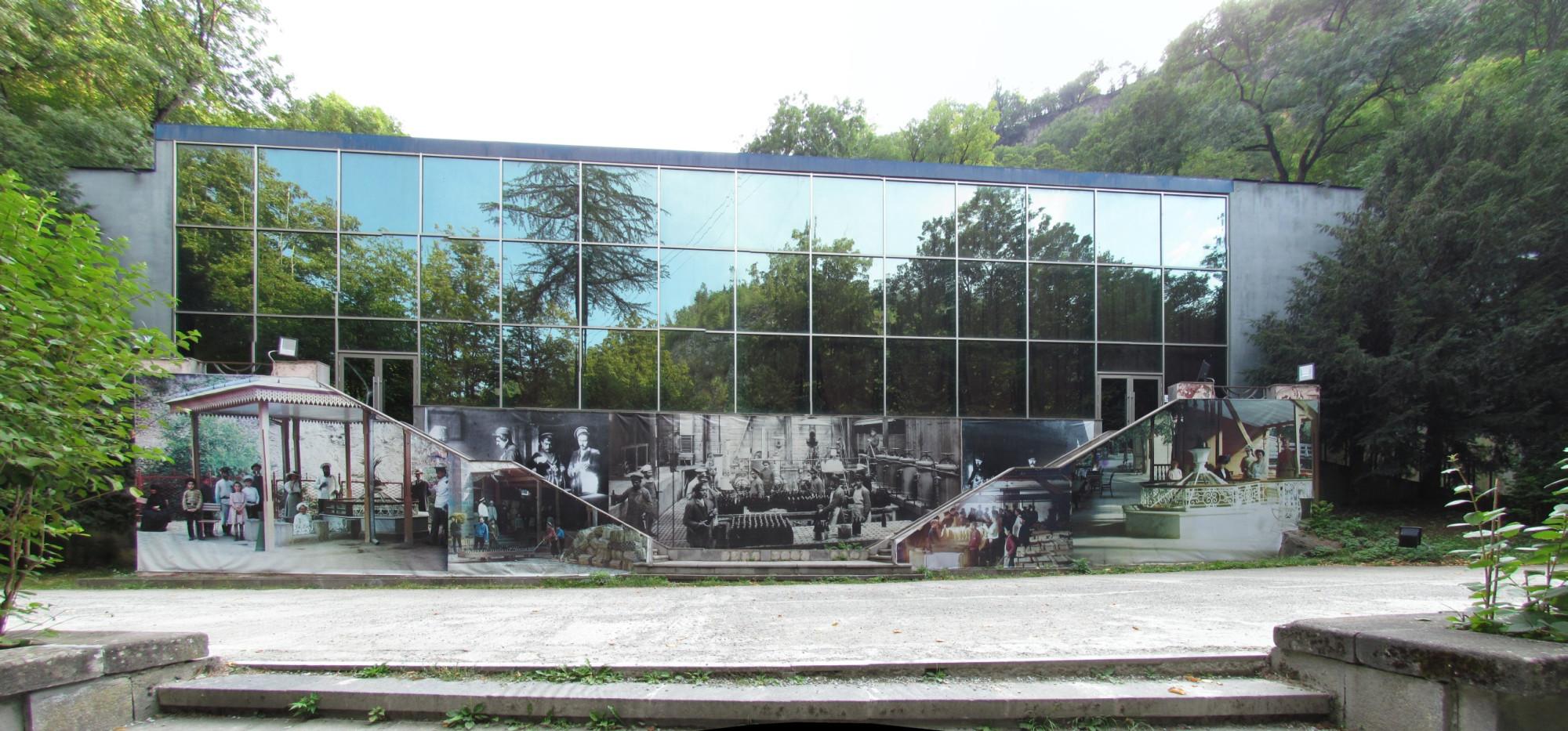 2015 Borjomi - Park - Mineral water factory