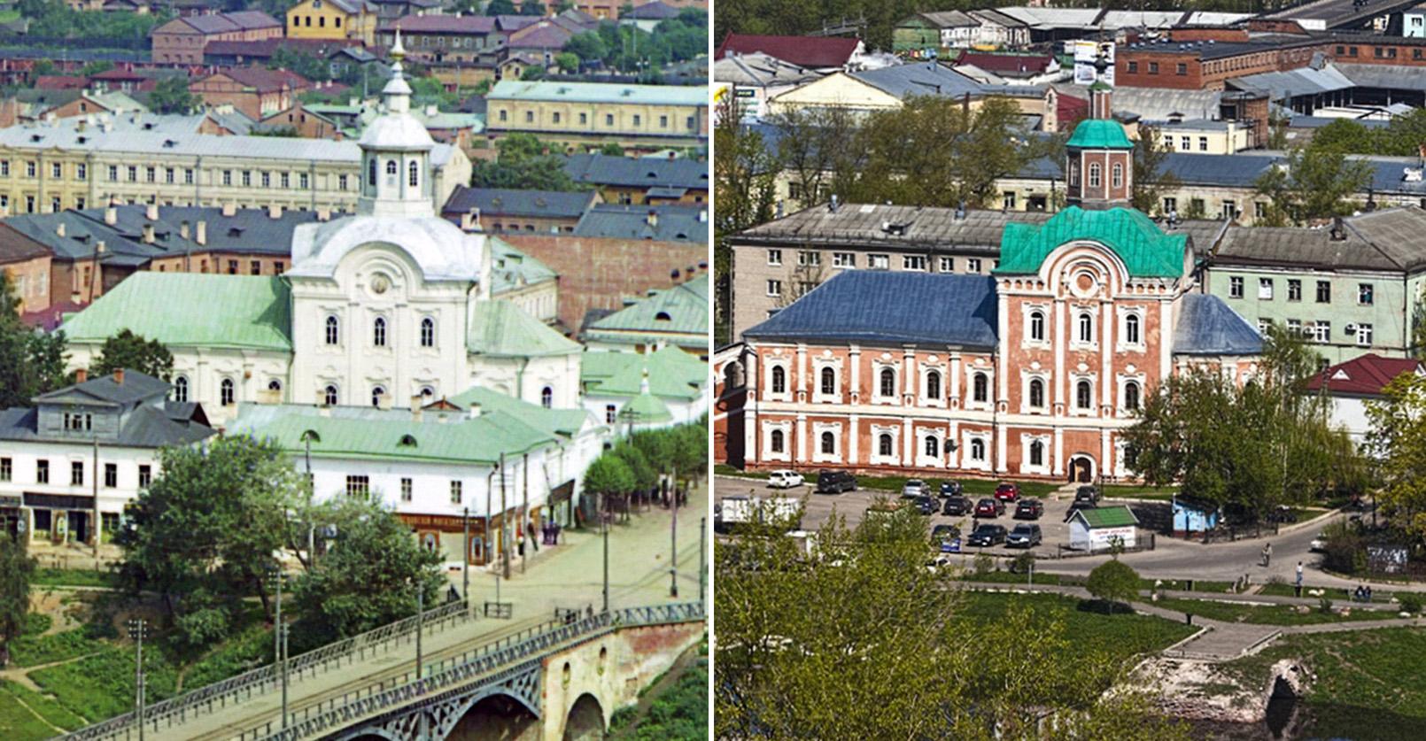 Смоленск. Нижне-Никольская церковь 1912-2012 гг