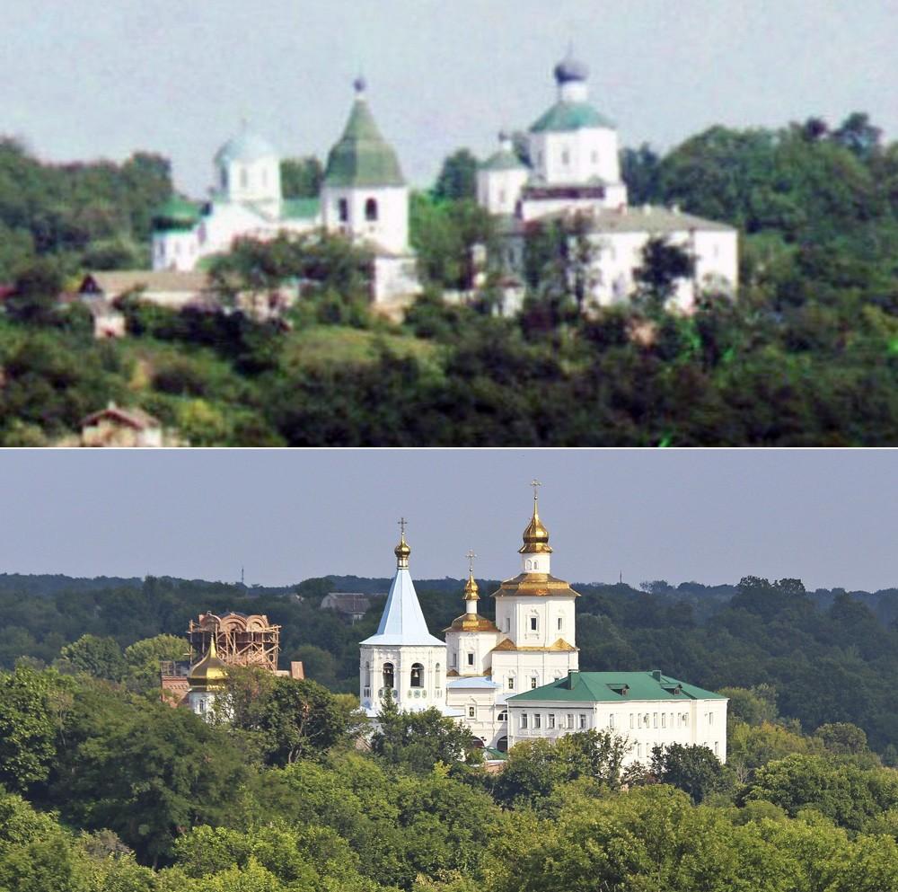 Молчанский монастырь в Путивле 1904-2019