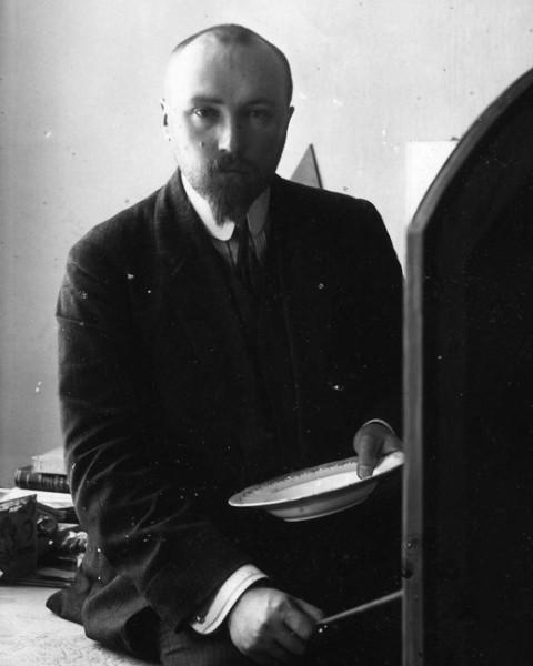 Рерих, Н.К., 1910е