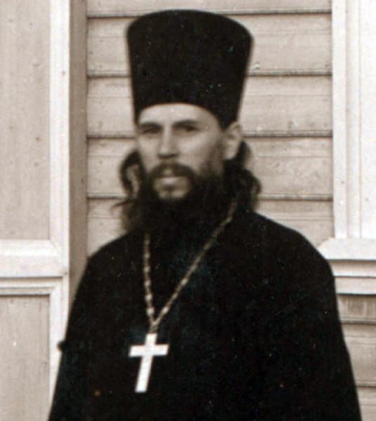 Игумен Ксенофонт Настоятель Верхотурского монастыря