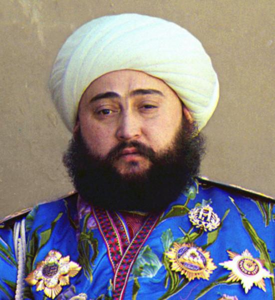 Эмир Бухарский