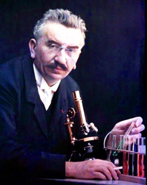 Louis Lumiere 1910