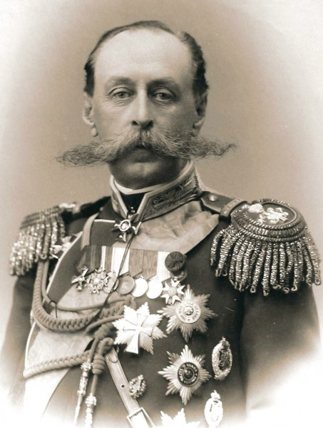 Фредерикс, Владимир Борисович