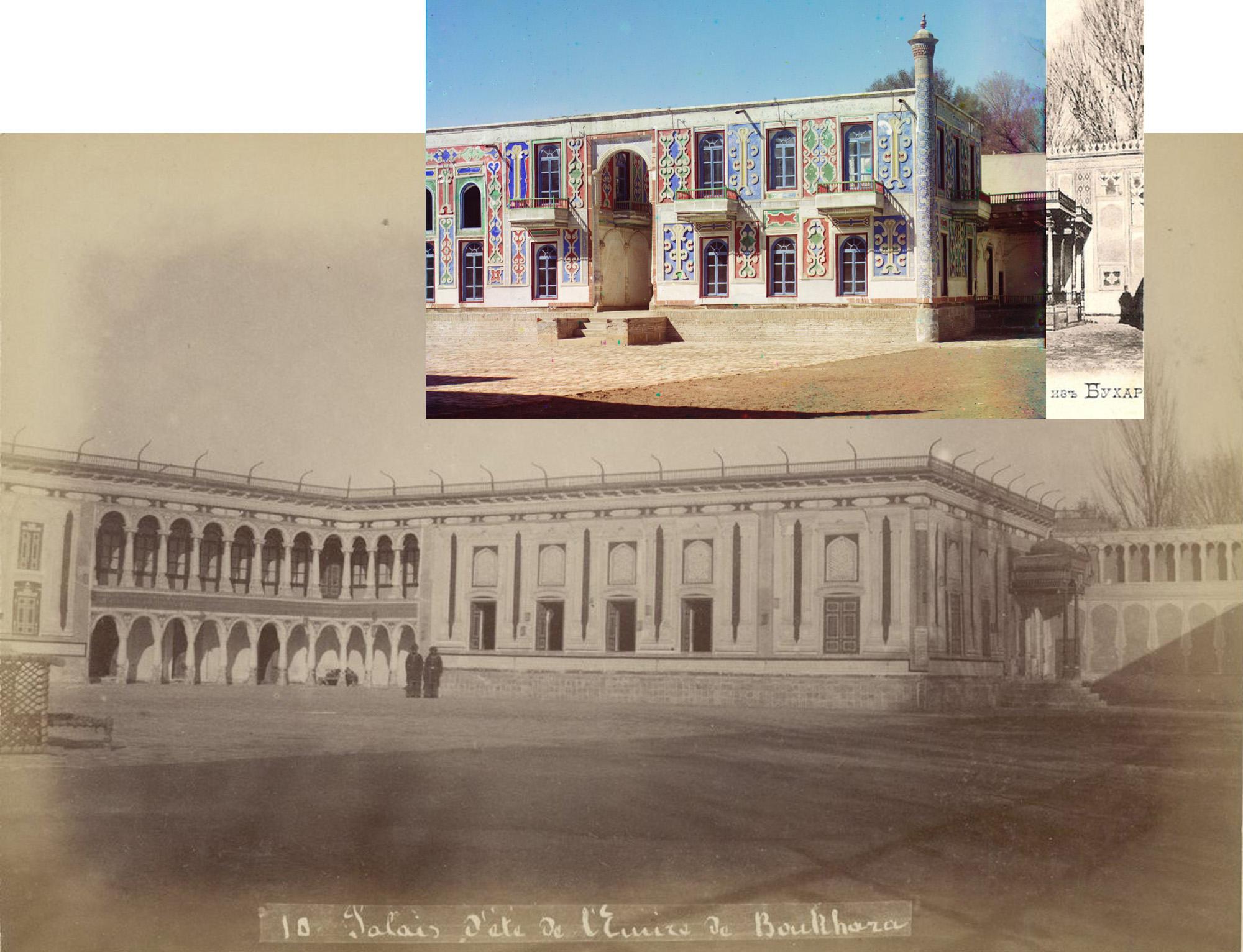 Bukhara Dvorets v zagorodnom sadu Emira Shir-Budun3