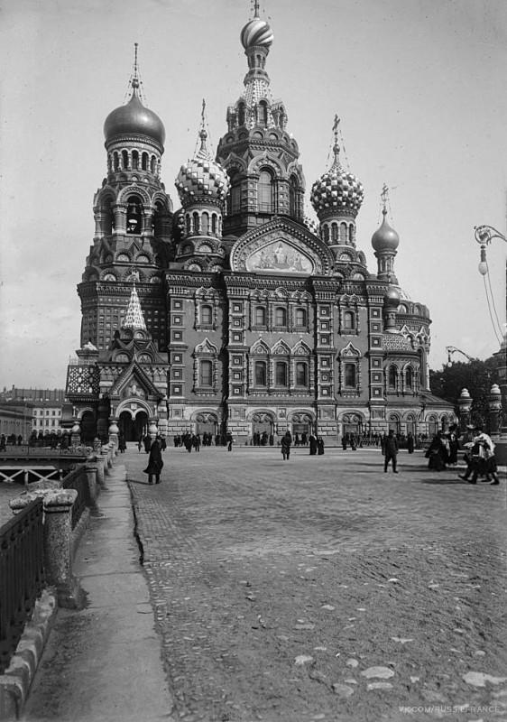 Санкт-Петербург. Деталь храма Воскресения на Крови2