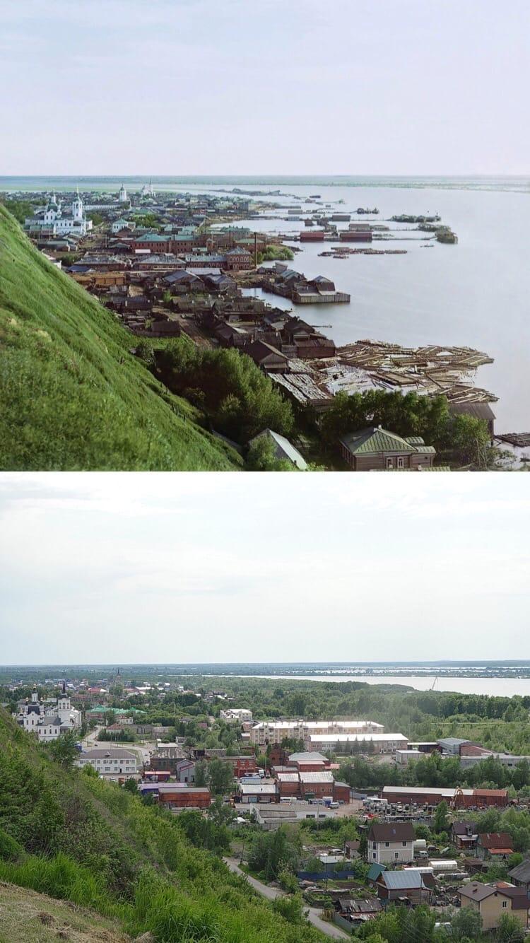 Тобольск 1912 и 2020 (small_dove1)