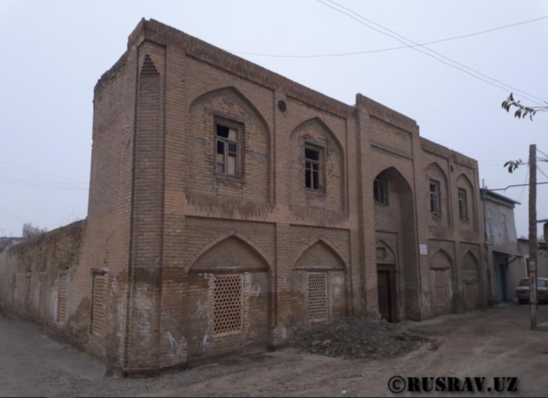 Медресе Абдулла-Хафиз