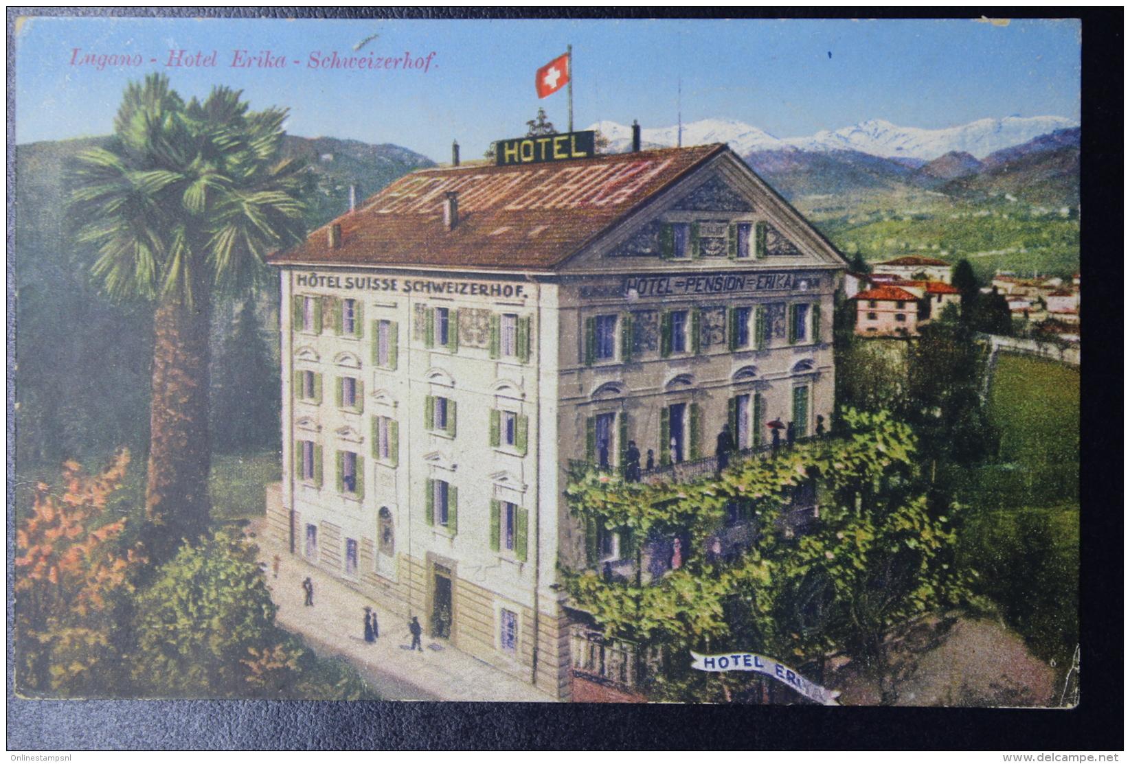 Lugano Hotel Erika Schweizerhof2