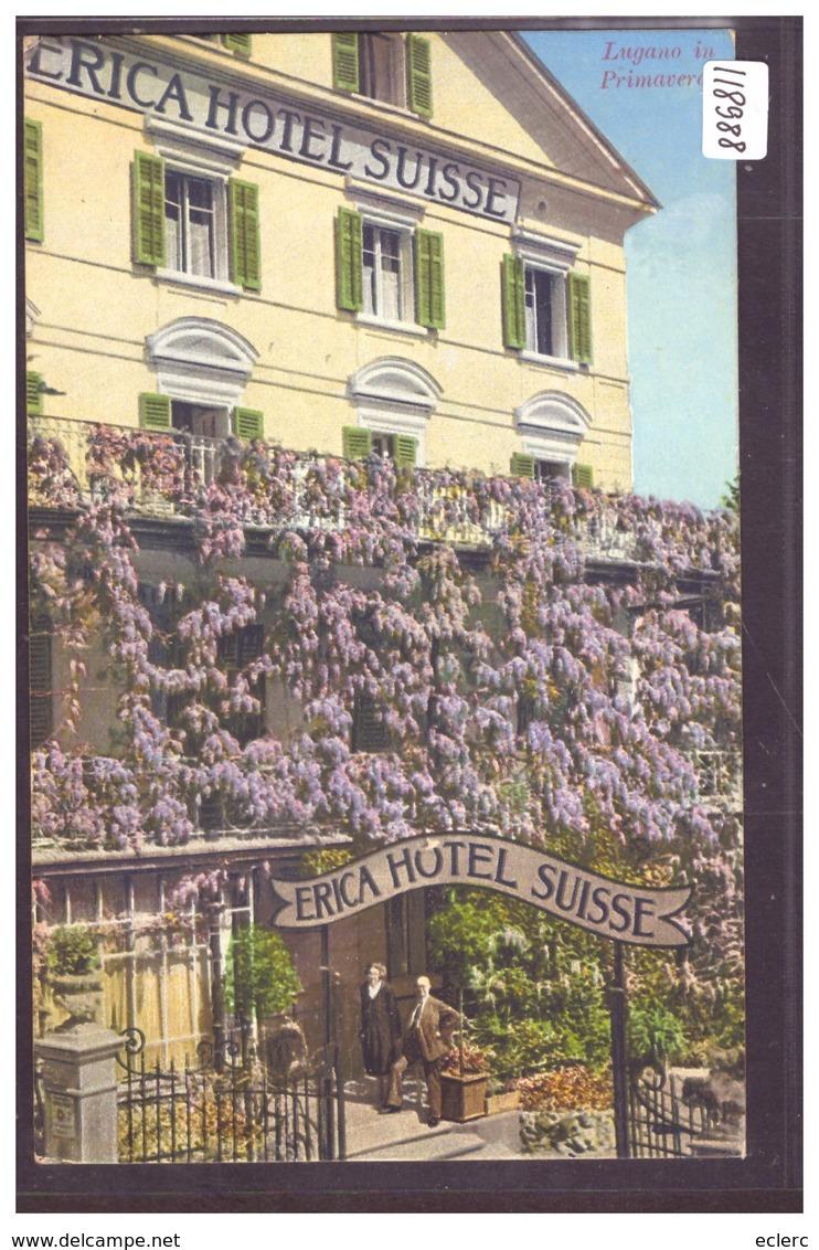 Lugano Hotel Erika Schweizerhof5