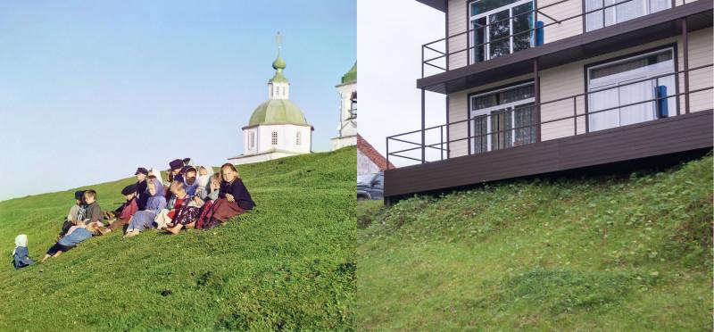 Группа детей. Белозерск 1909-2018