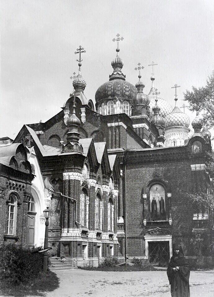 Богоявленский женский монастырь. Кострома (2)