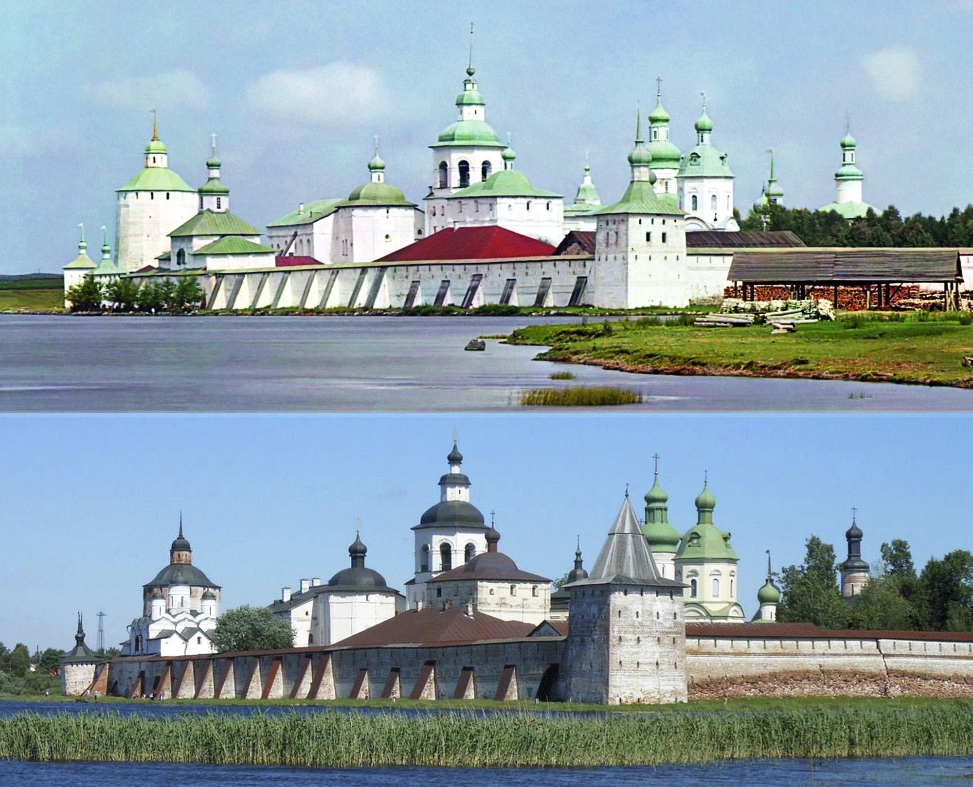 1909-2018 Кирилло-Белозерский монастырь2