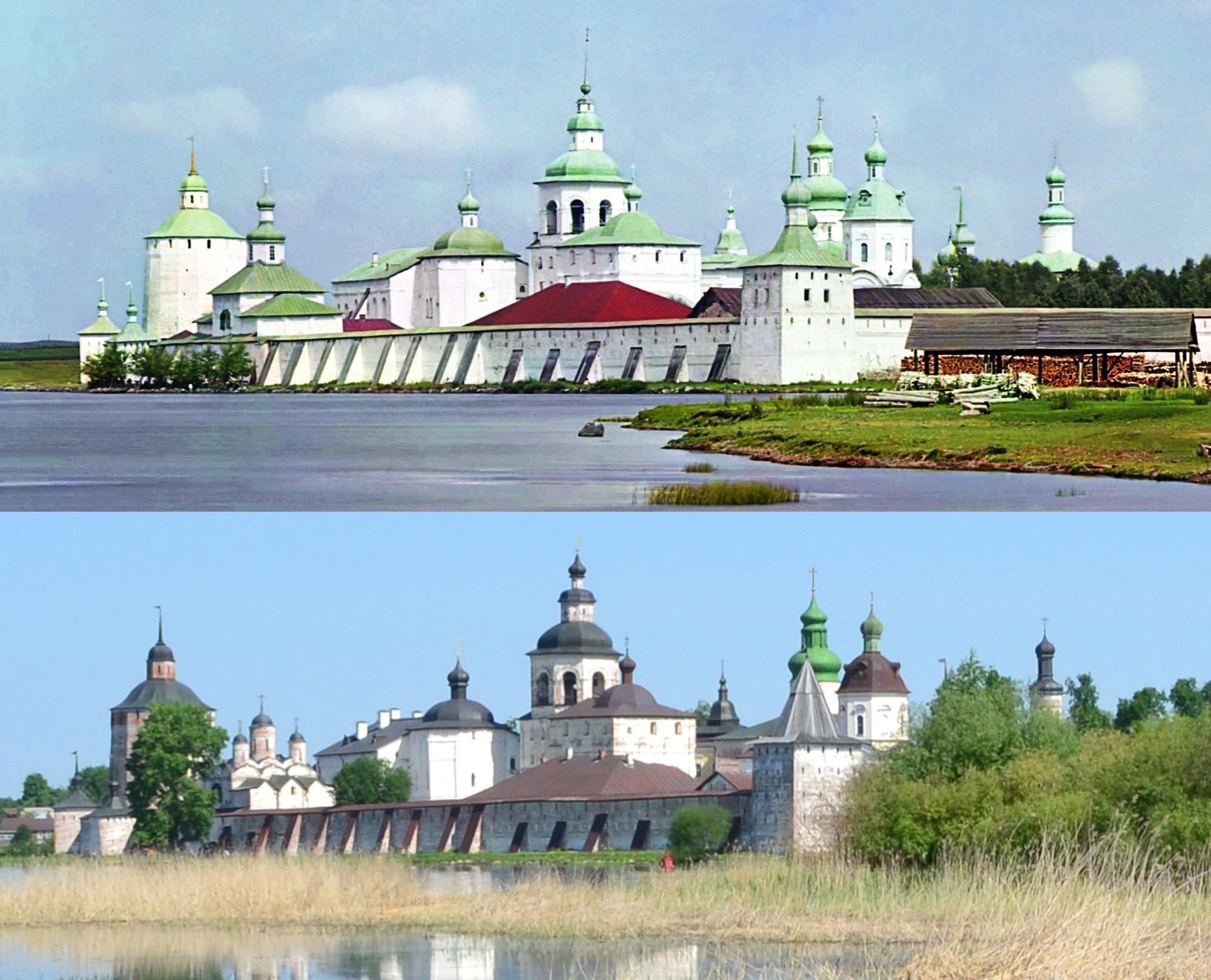 1909-2013 Кирилло-Белозерский монастырь2