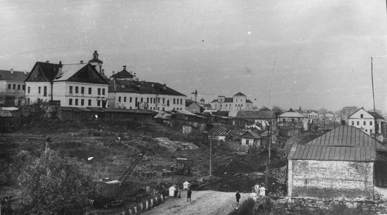1950е Torjok s krepostnogo vala 1172u