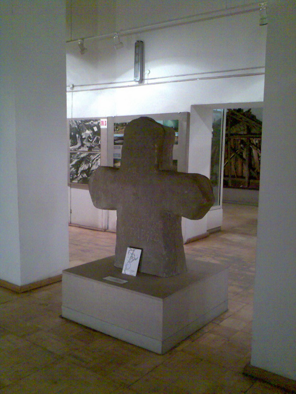 Стерженский крест 2009 Николаев И.Б
