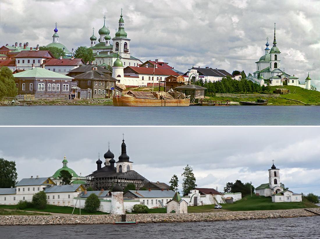 Горицкий монастырь 1909-2018
