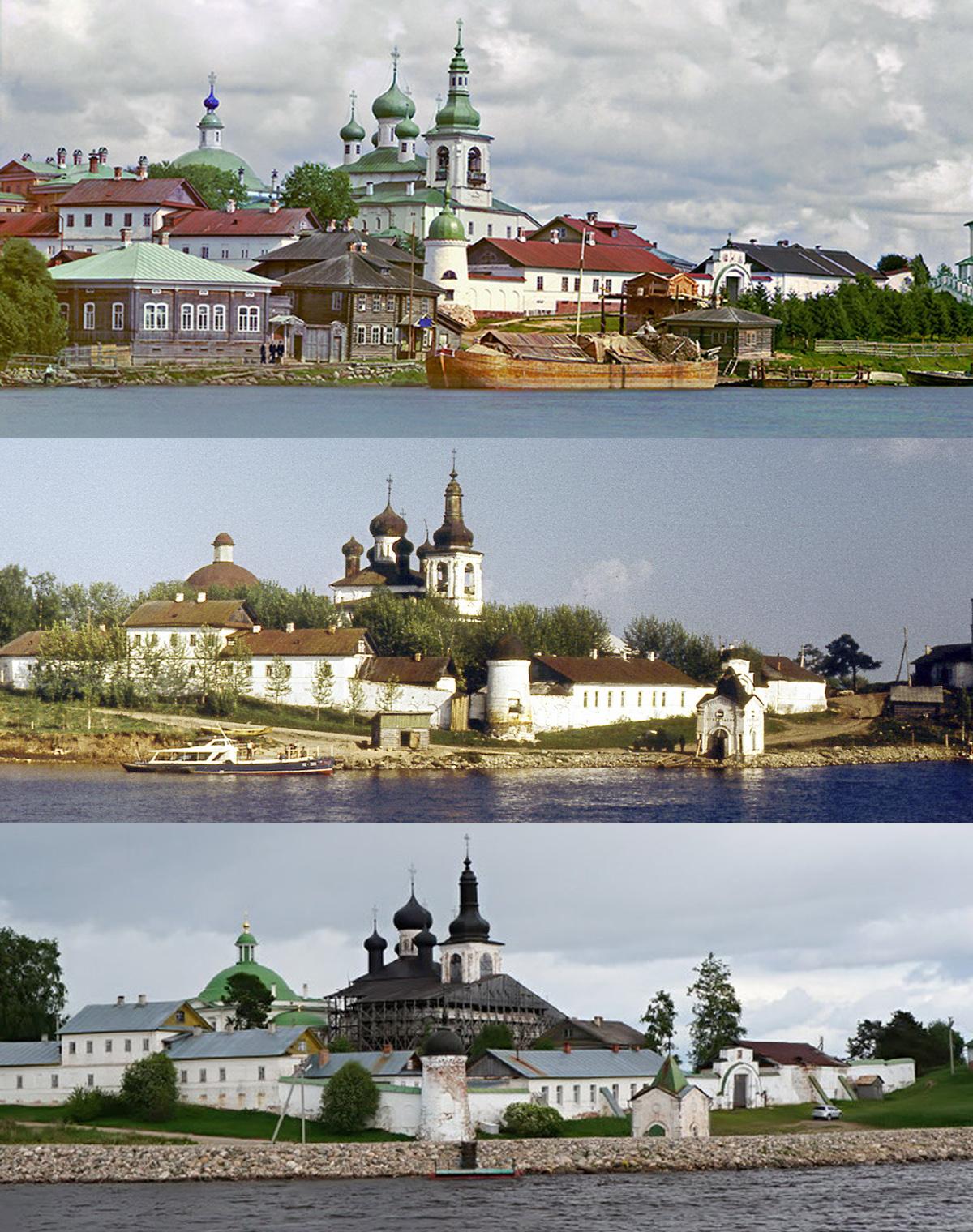 Горицкий монастырь 1909-1971-2018