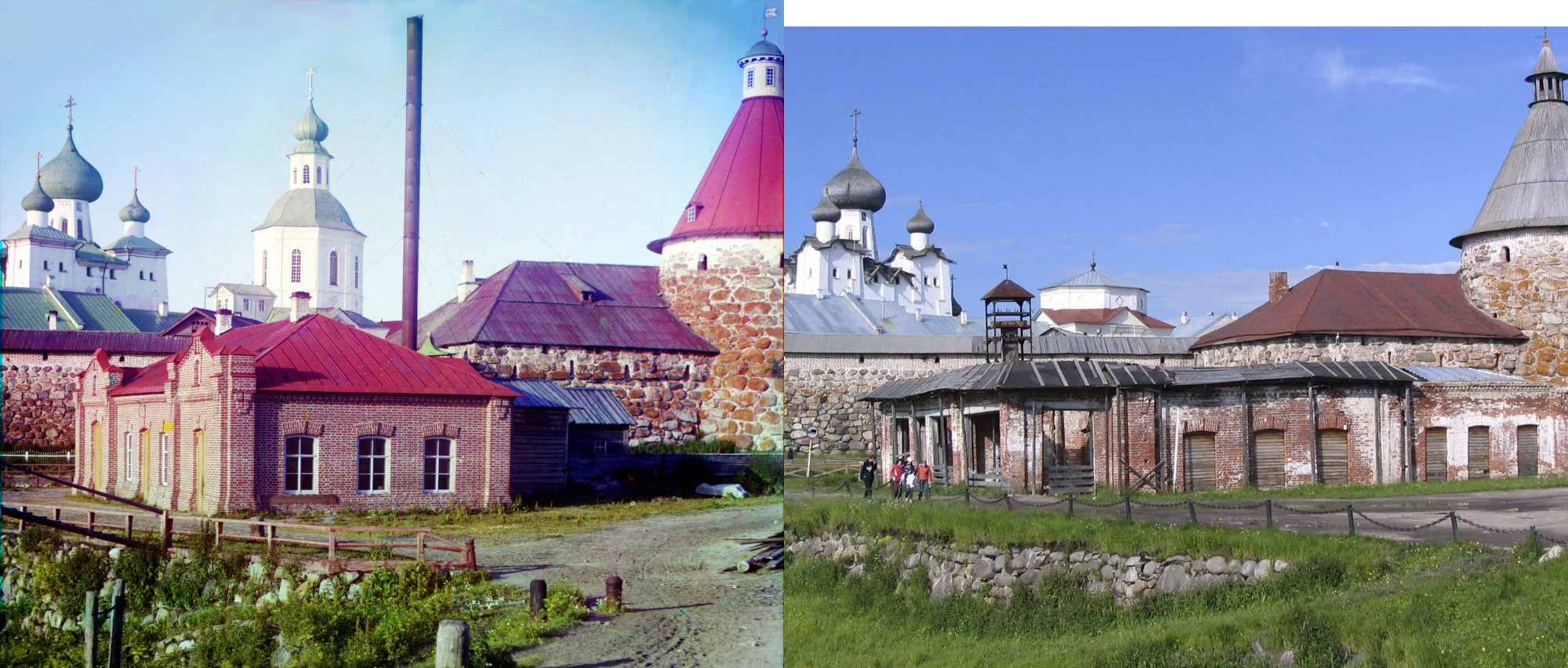Соловецкая ГЭС 1916-2006