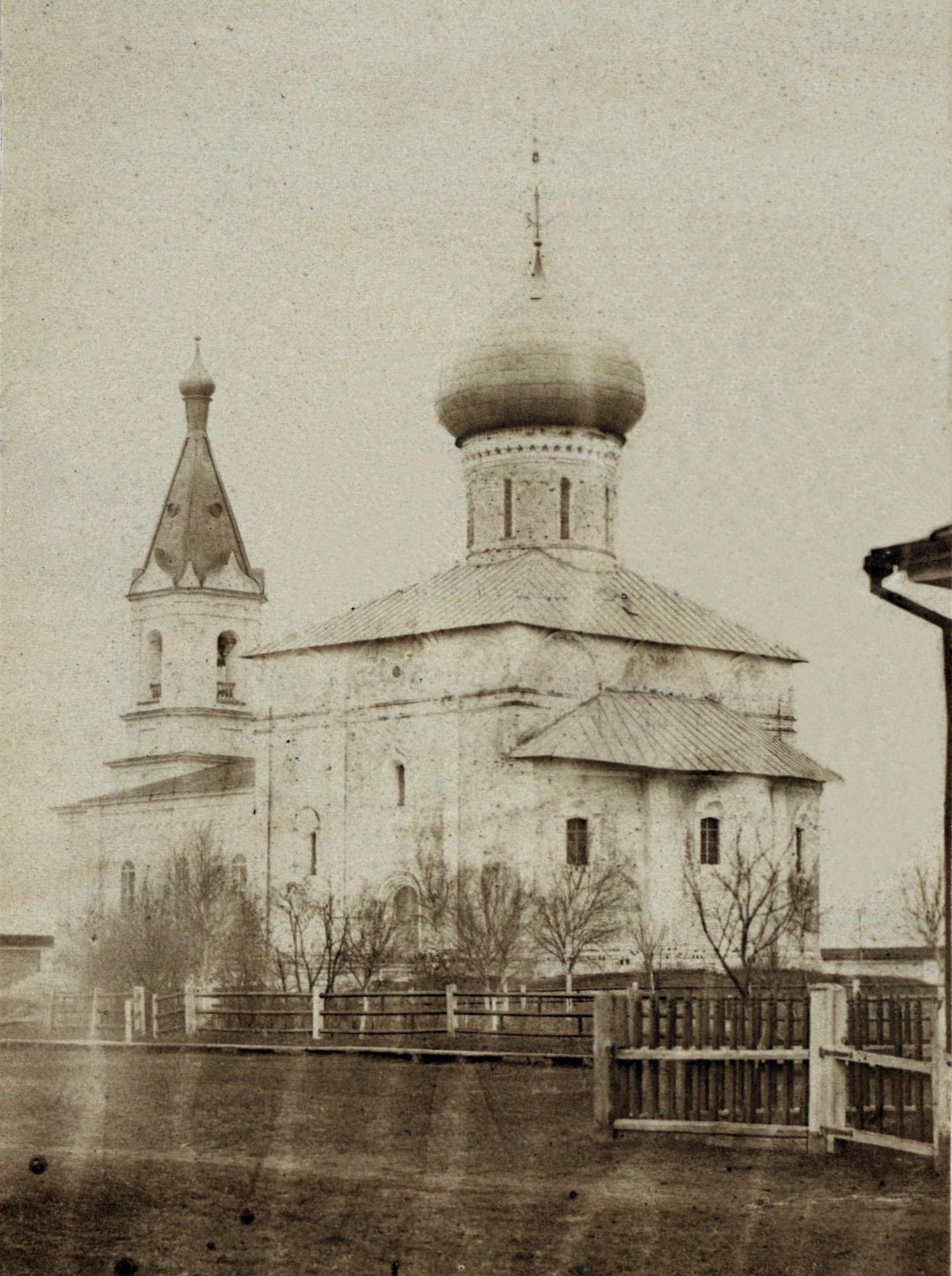 1863 Оршин монастырь. Пётр Архангельский3