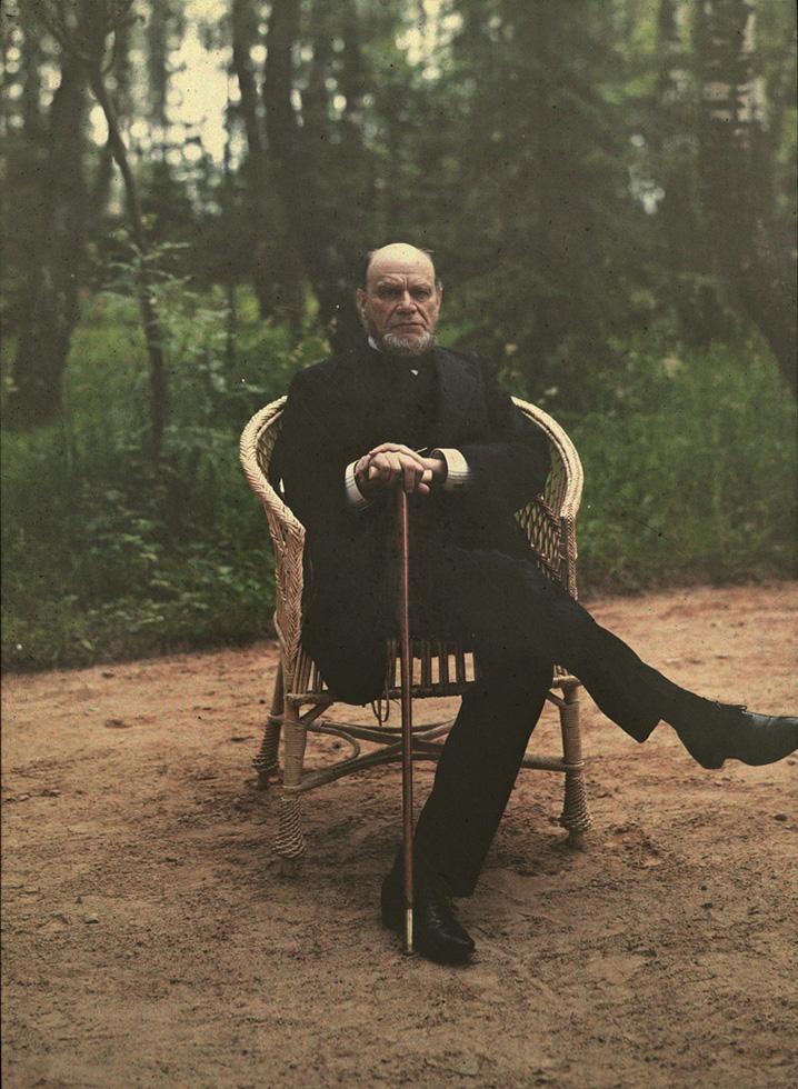 А.Ф.Кони. Владыкино, 1913 год