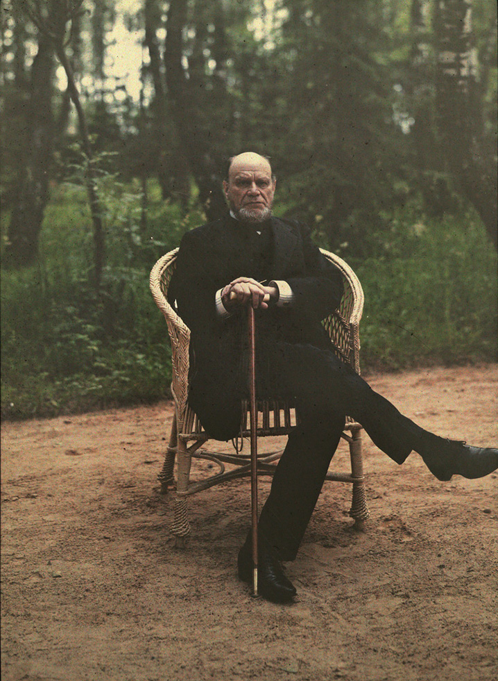 1913 А.Ф.Кони. Владыкино2