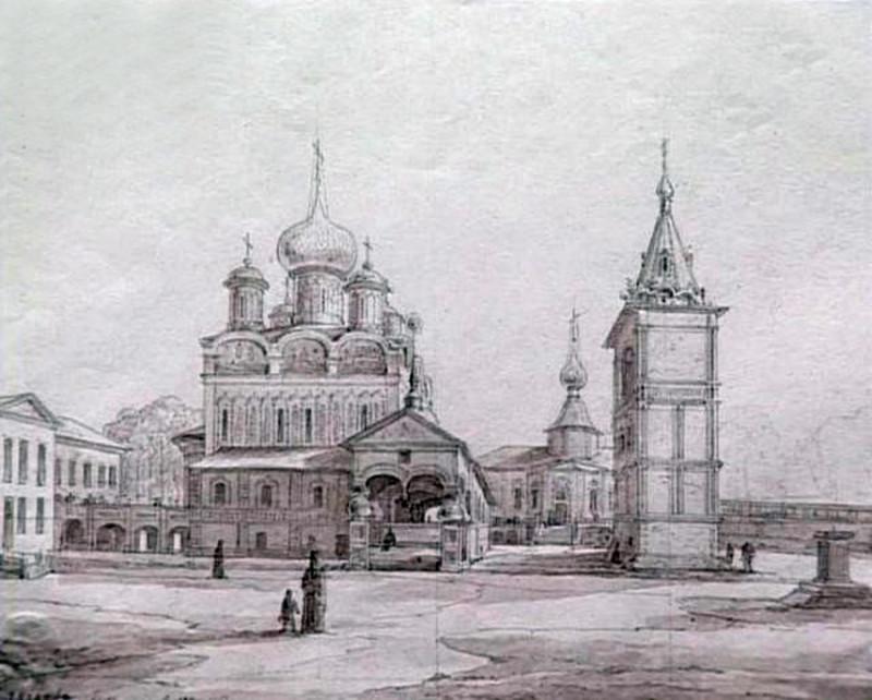 1838с Рис. Никанор и Григорий Чернецовы