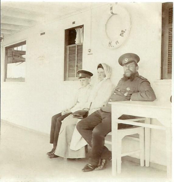 Пароход Бородино 1912год