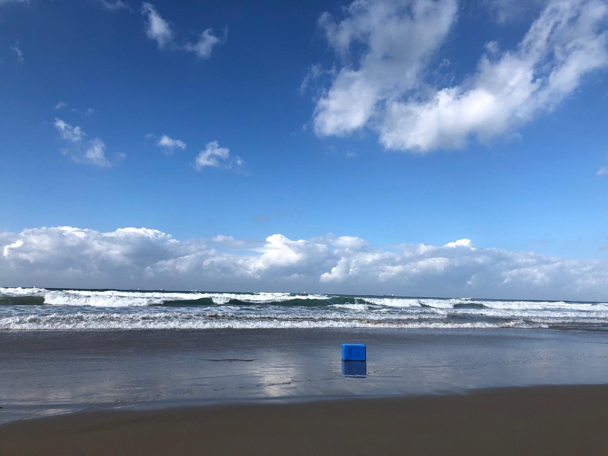 Истории про синий кубик помните?