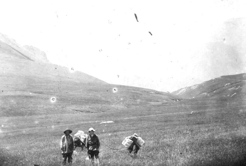 1928 год, июль, Кионский перевал
