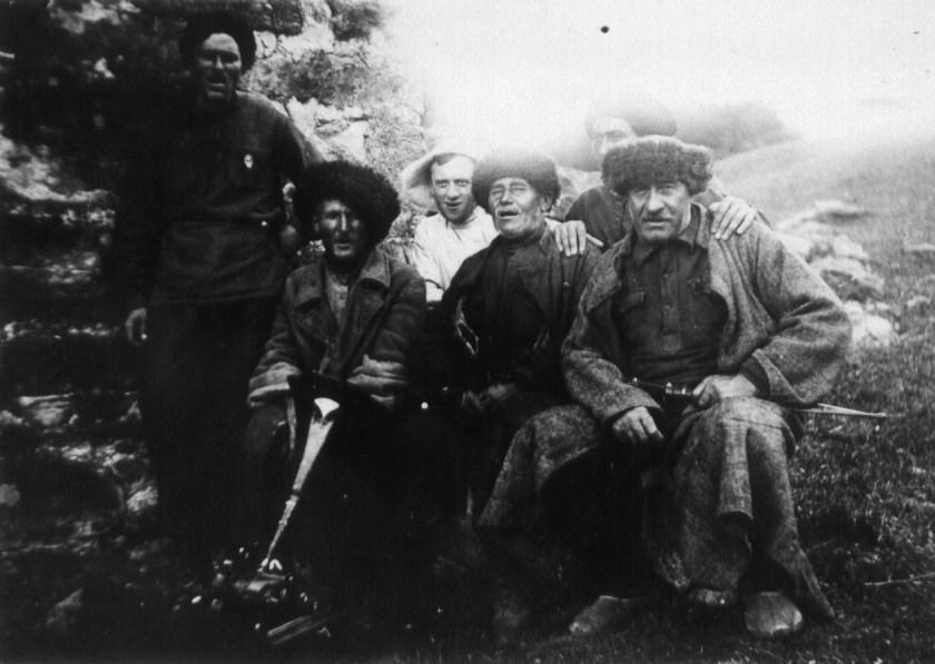 1929 год, народные певцы, Джавский район, Южная Осетия