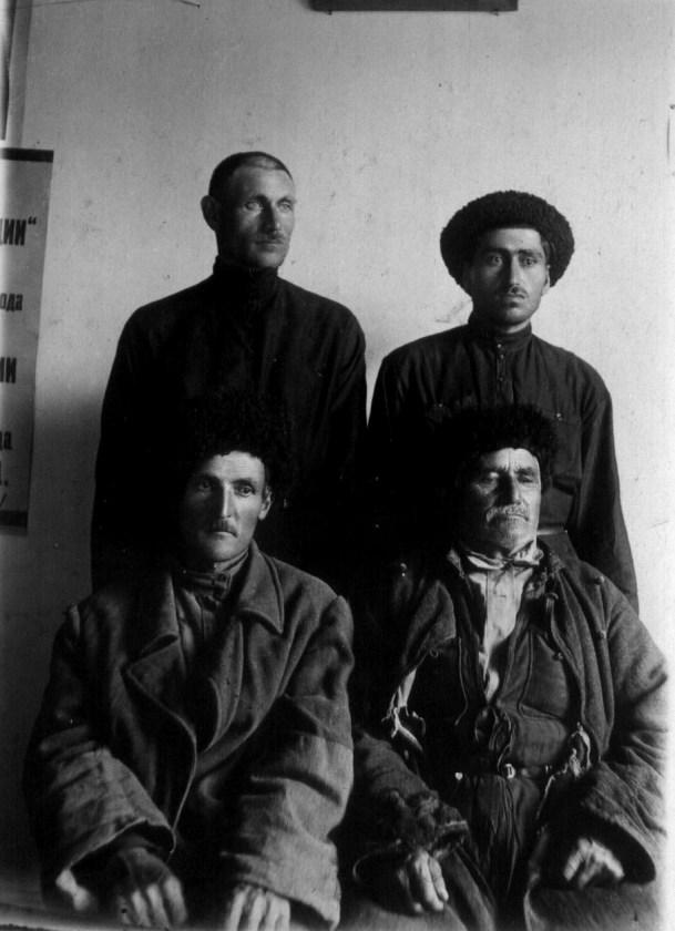 1929 год, Джавская группа народных певцов