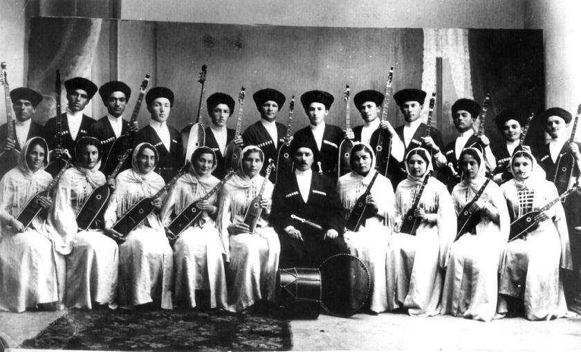 оркестр ос.нар.инстр.1940