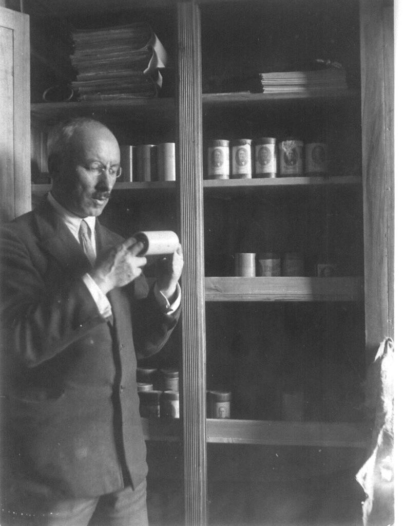 фоногр.архив ан ссср ленингр.1930