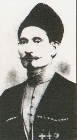 Tserekov SalamGerey Dzambolatovich