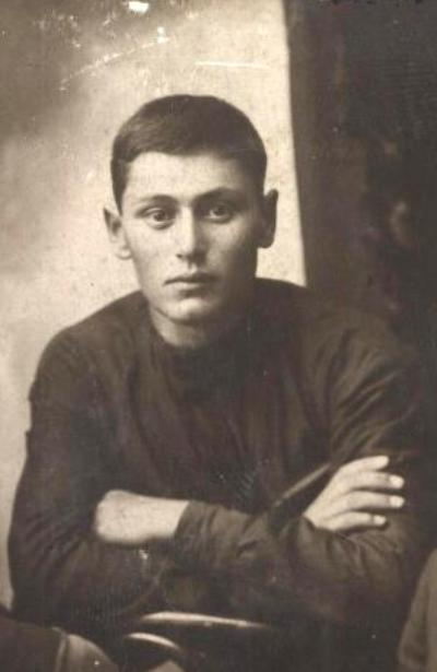 Дети Саламгирея Церекова - Замира, Нина, Борис и Соломон..